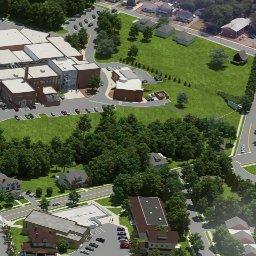 Campus Map Uncsa Campus Map